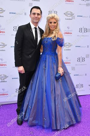 Editorial picture of Caudwell Children Butterfly Ball, London, UK - 14 Jun 2018