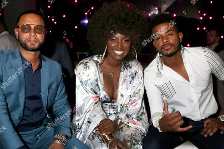 Editorial image of 'Superfly' film screening, After Party, Miami, USA - 14 Jun 2018