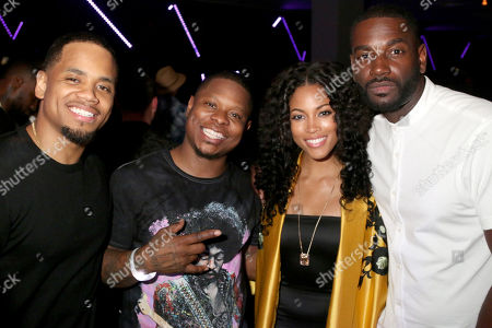 Tristan Wilds, Jason Mitchell, Lex Scott Davis and Mo McRae