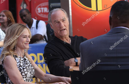 Holly Hunter and Craig T Nelson