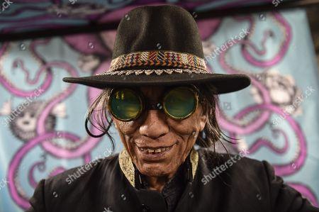Stock Image of Rodriguez (Sixto Diaz Rodriguez)