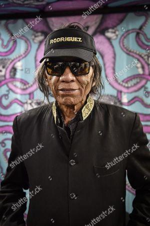 Stock Photo of Rodriguez (Sixto Diaz Rodriguez)