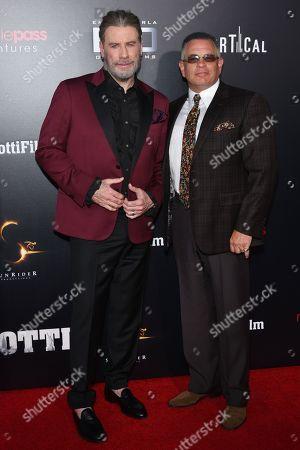 John Travolta and John A Gotti