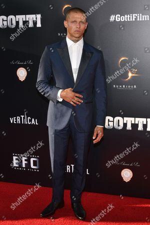 Editorial picture of 'Gotti' film premiere, Arrivals, New York, USA - 14 Jun 2018