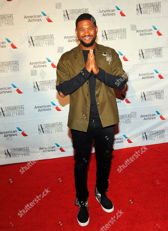 Editorial picture of 2018 Songwriters Hall of Fame Arrivals, New York, USA - 20 Oct 2016