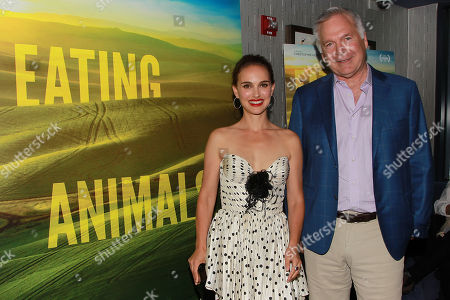 Natalie Portman and Jonathan Sehring