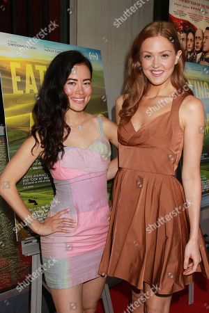 Leanne Hilgart and Maggie Geha