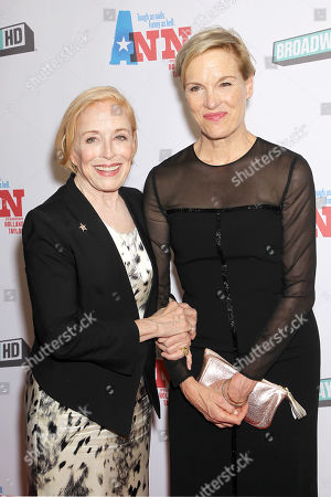 Holland Taylor, Cecile Richards