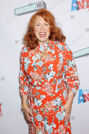 """Editorial photo of Special New York Screening of Broadway HD's """"ANN"""" starring Holland Taylor, USA - 14 Jun 2018"""