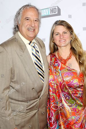 Stewart F. Lane, Bonnie Comley (Owners BroadwayHD)