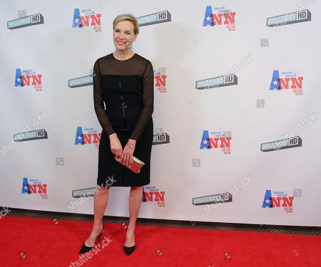 "Cecile Richards attends a special screening of ""Ann"" at the Elinor Bunin Munroe Film Center, in New York"