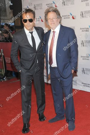 Stephen Dorff and Steve Dorff