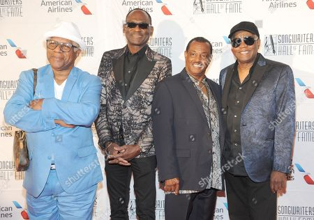 Dennis D.T. Thomas, George Funky Brown, Robert Kool Bell and Ronald Bell