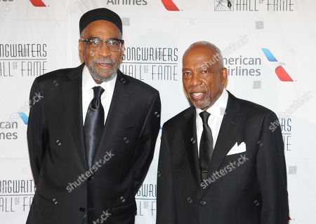 Leon A. Huff and Kenny Gamble
