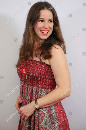 """Chilina Kennedy attends a special screening of """"Ann"""" at the Elinor Bunin Munroe Film Center, in New York"""