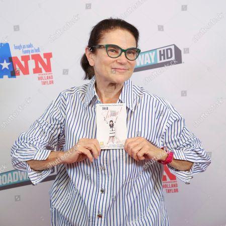 "Tovah Feldshuh attends a special screening of ""Ann"" at the Elinor Bunin Munroe Film Center, in New York"