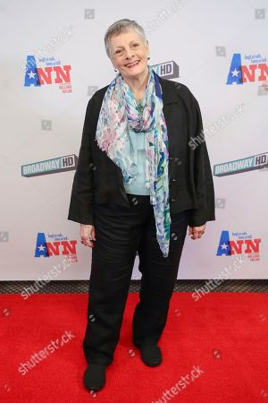 """Dana Ivey attends a special screening of """"Ann"""" at the Elinor Bunin Munroe Film Center, in New York"""