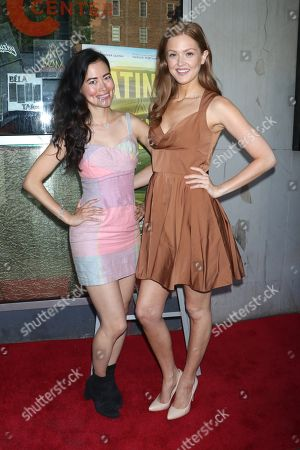 Stock Photo of Leanne Mai-ly Hilgart, CEO & Creative Director of Vaute Couture and Maggie Geha