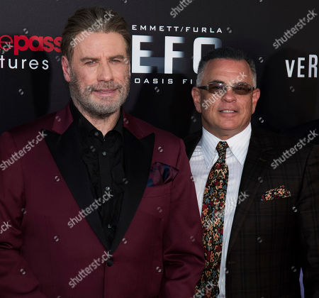 "Editorial photo of NY Premiere of ""Gotti"", New York, USA - 14 Jun 2018"