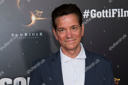 """Frank Whaley attends the premiere of """"Gotti"""" at the SVA Theatre, in New York"""