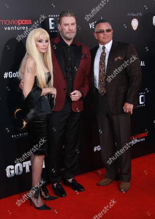Editorial photo of 'Gotti' film premiere, New York, USA - 14 Jun 2018