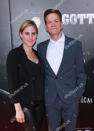Heather Bucha and Frank Whaley