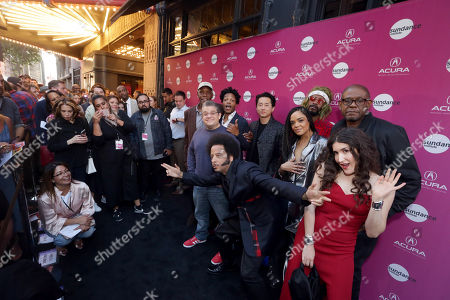 Danny Glover, Patton Oswalt, Jermaine Fowler, Steven Yeun, Boots Riley, Director/Writer/Composer, Lakeith Stanfield, Tessa Thompson, Forest Whitaker, Producer/Actor, Kate Berlant