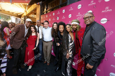 Danny Glover, Kate Berlant, Charles D. King, Producer, George Rush, Producer, Nina Yang Bongiovi, Producer, Boots Riley, Director/Writer/Composer, Tessa Thompson, Lakeith Stanfield, Forest Whitaker, Producer/Actor
