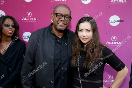 Forest Whitaker, Producer/Actor, Nina Yang Bongiovi