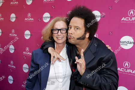 Michelle Satter, Founding Director of the Sundance Institute Feature Film Program, Boots Riley, Director/Writer/Composer,