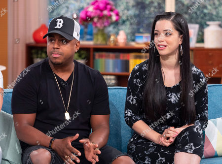 Stock Image of S Club - Bradley McIntosh and Tina Barrett