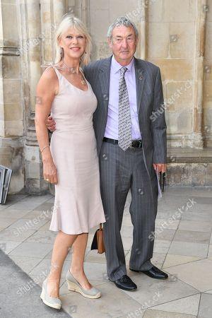 Nick Mason and wife Nettie Mason