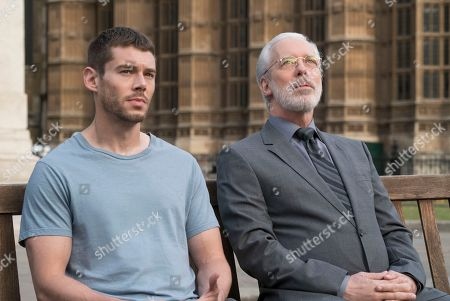 Brian J Smith, Terrence Mann