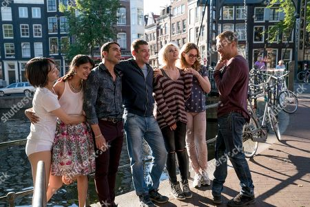 Bae Doona, Tina Desai, Miguel Angel Silvestre, Brian J Smith, Tuppence Middleton, Jamie Clayton, Max Riemelt