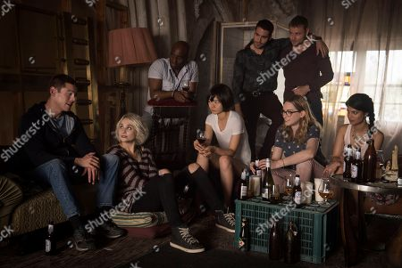 Brian J Smith, Tuppence Middleton, Toby Onwumere, Bae Doona, Miguel Angel Silvestre, Max Riemelt, Jamie Clayton, Tina Desai