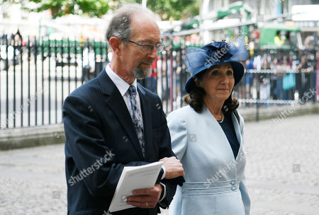 Stock Picture of Jane Hawking and Hellyer Jones