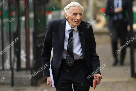 Stock Image of Martin Rees