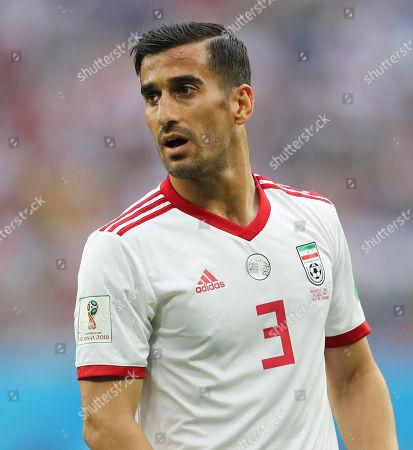 Ehsan Hajsafi of Iran