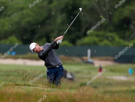 Editorial image of US Open Golf, New York, USA - 15 Jun 2018