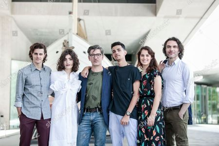 Editorial picture of 'DEI' film photocall, Rome, Italy - 15 Jun 2018