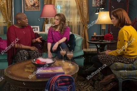 "Editorial photo of ""Unbreakable Kimmy Schmidt"" (Season 3) TV Series - 2017"