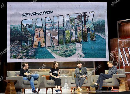 Brendan Greene, Taeseok Jang, Geoff Keighley