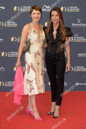 Stock Picture of Cecile Caillaud, Jennifer Lauret