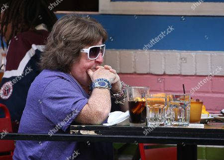 Editorial picture of Mason Reese out and about, New York, USA - 14 Jun 2018