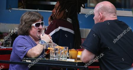 Editorial photo of Mason Reese out and about, New York, USA - 14 Jun 2018