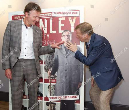 Stephen Cookson (Director & Producer) & Timothy Spall