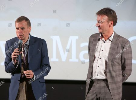 Timothy Spall & Stephen Cookson (Director & Producer)