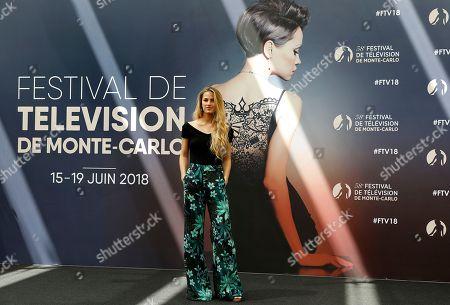 Editorial picture of 58th Monte Carlo Television Festival, Monaco - 16 Jun 2018