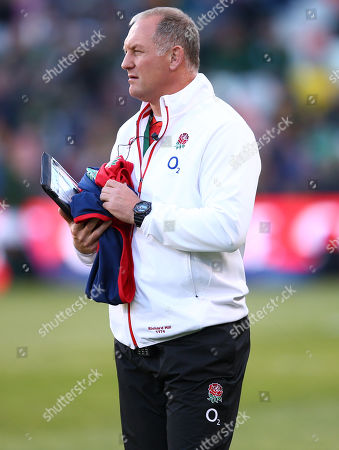 Richard Hill (Team Manager) of England uring the 2018 Castle Lager Incoming Series 2nd Test match between South Africa and England at the Toyota Stadium.Bloemfontein,South Africa. 16,06,2018 Photo by (Steve Haag JMP)