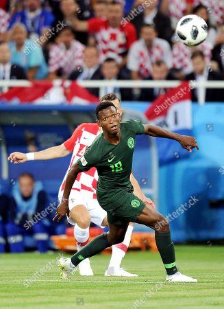 Abdullahi Shehu of Nigeria